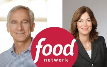 Food Network Cooking Channel Bob Tuschman Deirdre O'Hearn