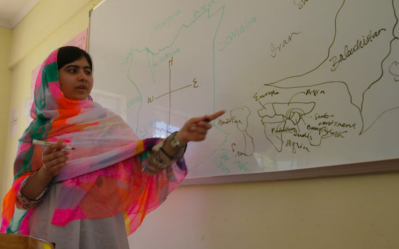 Malala Yousafzai He Named Me Malala National Geographic