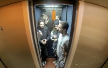 Shia LaBeouf elevator Elevate Oxford