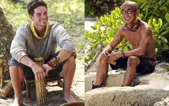 Survivor thrives with Caleb + Tai, sinks with sunburned twits
