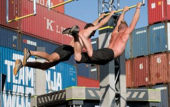 As Team Ninja Warrior finals begin, watch just how crazy it's been