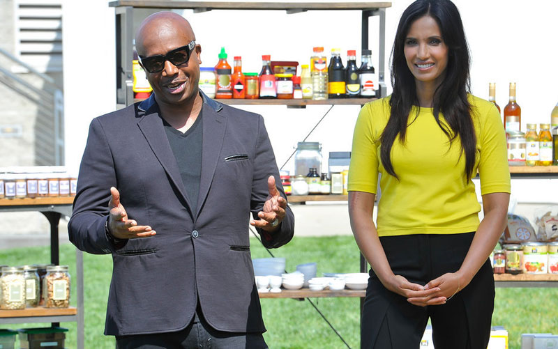 Top Chef 13 California MC Hammer Padma Lakshmi