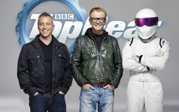 Matt LeBlanc is Top Gear's first non-British co-host