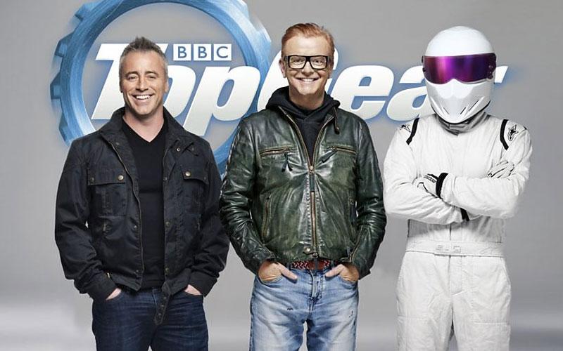 Top Gear Matt LeBlanc Chris Evans new hosts
