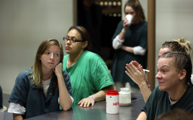 Review: Jail is awful, and so is A&E's 60 Days In – reality