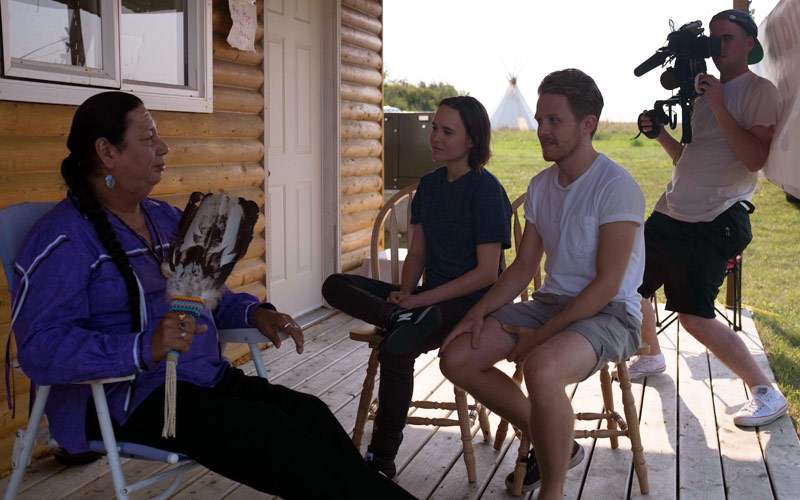 Ellen Page, Ian Daniel, Gaycation, Viceland