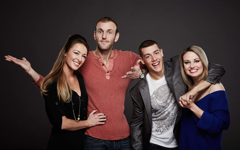 Married at First Sight: The First Year, FYI, Jamie Otis, Doug Hehner, Jason Carrion, Cortney Hendrix