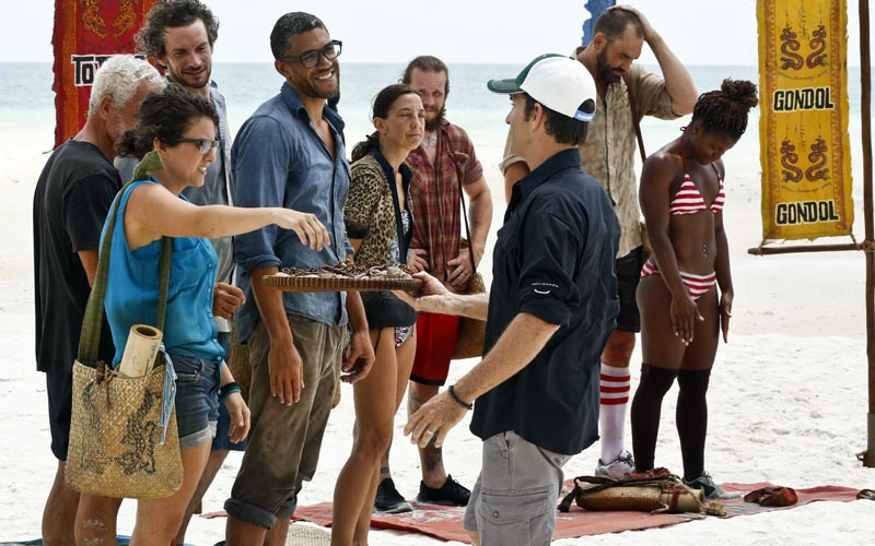 Survivor, The Devils We Know, Jeff Probst, tribe shuffle