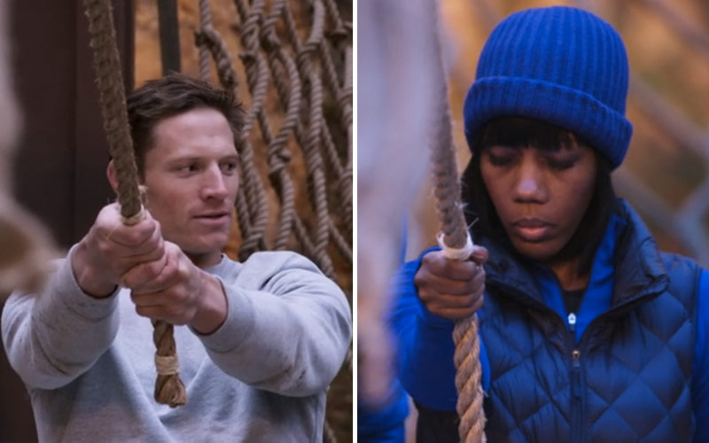 American Grit, Chris Krueger and Tabatha Armour, Goldie Knocks, Fox, circus
