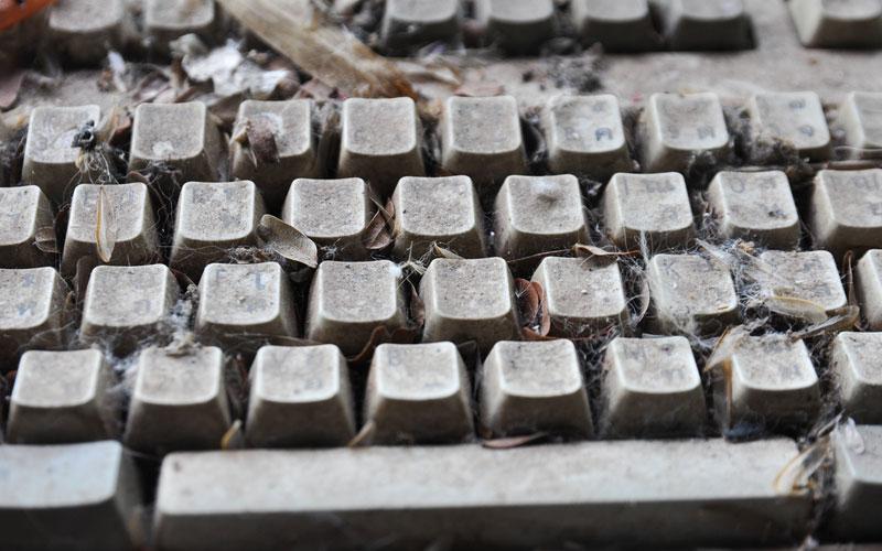 American Idol, finale, dusty old keyboard
