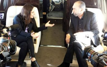 Follow the Leader, Farnoosh Torabi, John Paul DeJoria