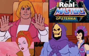 He Man, Real Masters of the Universe, reality show
