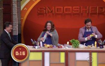 This one-minute version of Chopped, Smooshed, should be a thing