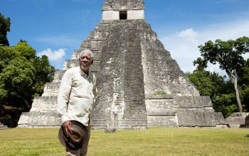 The Story of God with Morgan Freeman, Guatemala