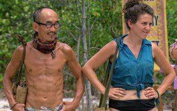 Survivor Kaoh Rong, Tai Trang, Aubry Bracco
