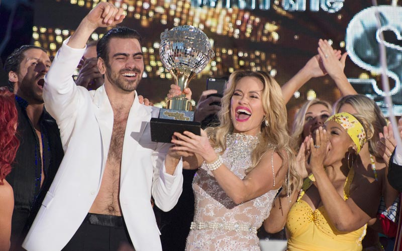 Dancing with the Stars, season 22, Nyle DiMarco, Peta Murgatroyd