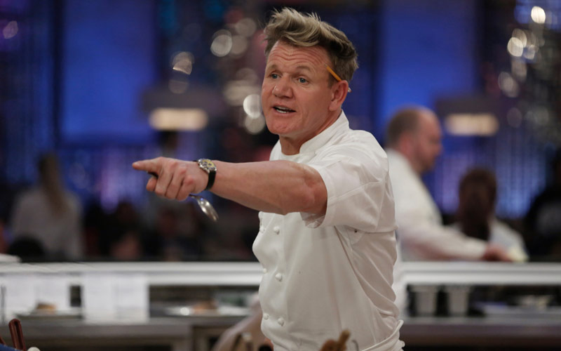 Hell S Kitchen Air Time