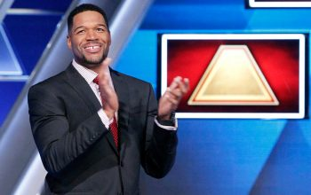 Michael Strahan, $100,000 Pyramid, ABC
