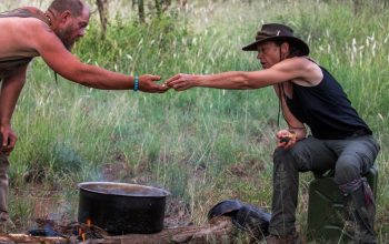 Interview: a Mygrations and Naked & Afraid cast member compares the experiences