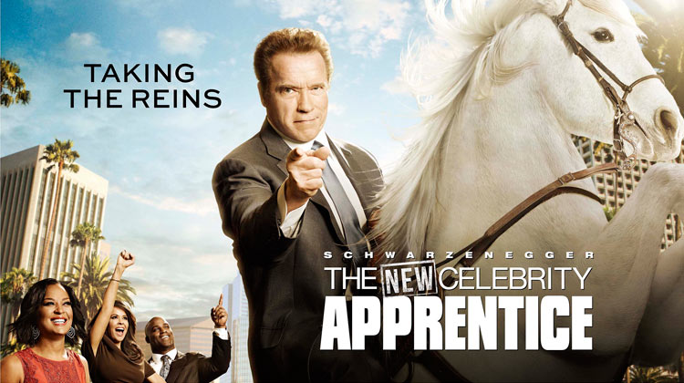 The New Celebrity Apprentice, Arnold Schwarzenegger