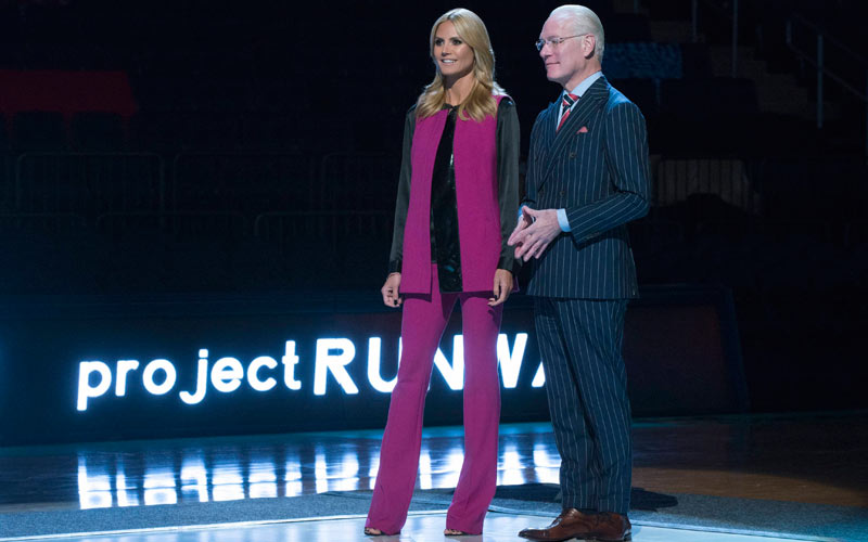 Project Runway 14, episode 1, Heidi Klum, Tim Gunn