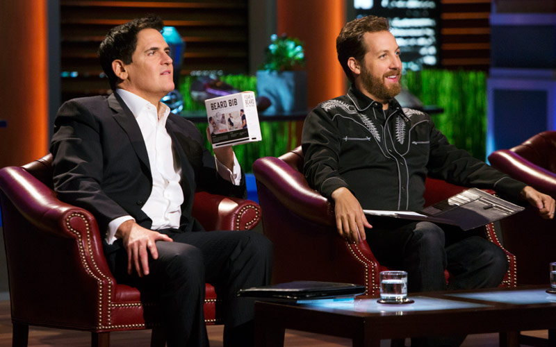 Shark Tank, Mark Cuban, Chris Sacca