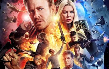 Sharknado 4: The 4th Awakens poster