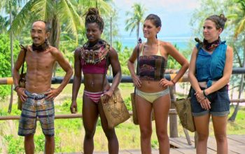 Survivor Kaoh Rong, Survivor finale, final four, Tai, Cydney, Michele, Aubry