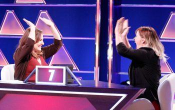 $100,000 Pyramid, Kathy Najimy, Liz Martin