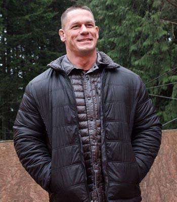 John Cena, American Grit