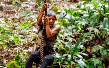 Maria Herrera, American Tarzan, Discovery Channel