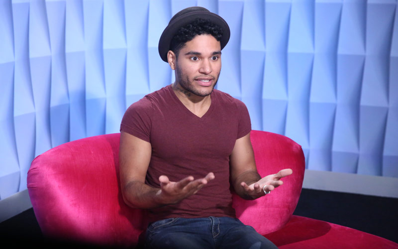 Big Brother 18, BB18, Jozea Flores, Diary Room