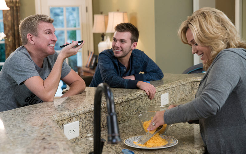 Chrisley Knows Best, USA, Todd Chrisley, Chase Chrisley, Julie Chrisley