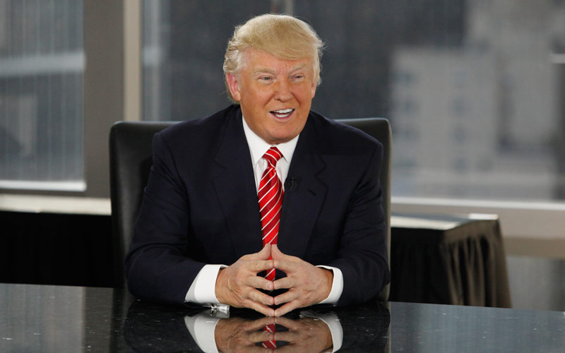 Donald Trump, Dateline NBC, Apprentice, charity