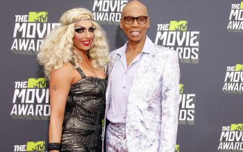 RuPaul's All Stars Drag Race 2, Alyssa Edwards, RuPaul Charles