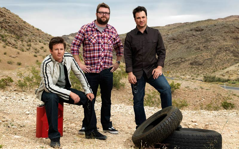 Top Gear USA cancelled, but may return on another network – reality ...
