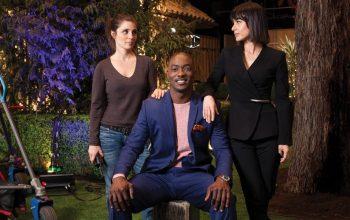 UnReal season 2, Shiri Appleby, B.J. Britt, Constance Zimmer, Lifetime