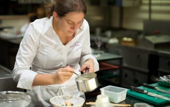 Adeline Grattard, Chef's Table, Netflix