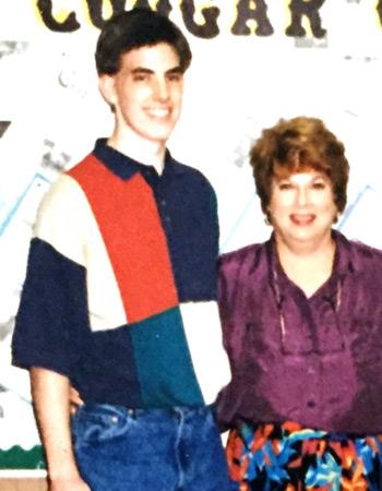 Andy Dehnart, Mrs. Predmore, Cougar Chronicle, Barron Collier High School