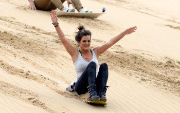 JoJo Fletcher, Uruguay, sand dunes, Bachelorette 12