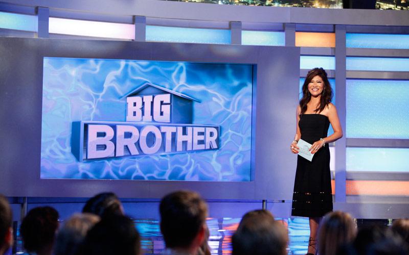 Big Brother 18, Julie Chen, live eviction