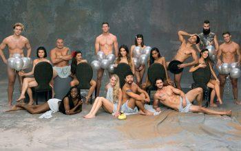 Big Brother 18 cast nude, CBS photo