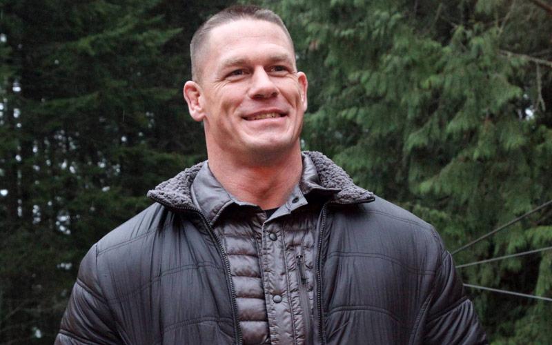 John Cena, American Grit host