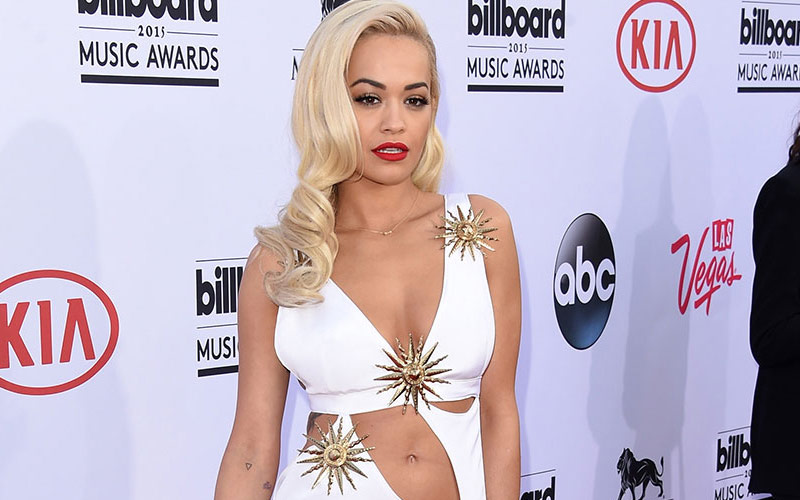 Rita Ora, 2015 Billboard Music Awards, Top Model host