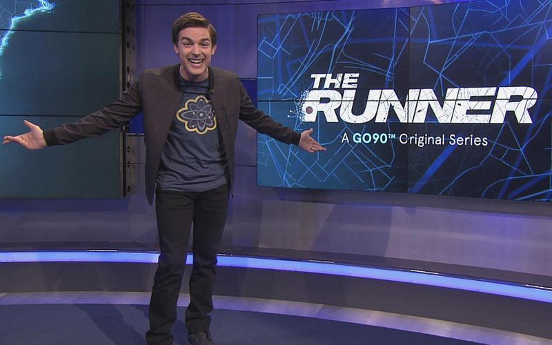 The Runner, MatPat, host