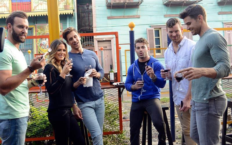 Bachelorette, JoJo Fletcher, Buenos Aires, Robby, Jordan, Alex, James. T, Luke