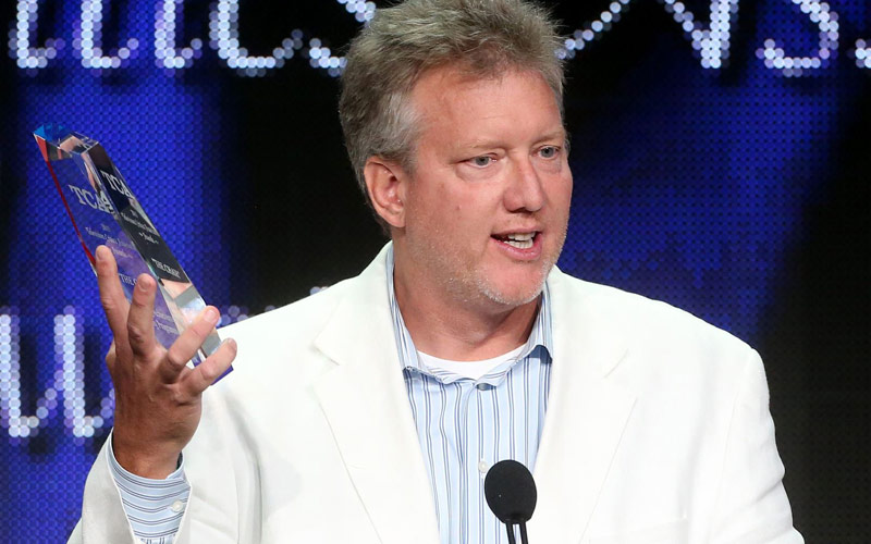 Chris Moore, The Chair, TCA Award 2015