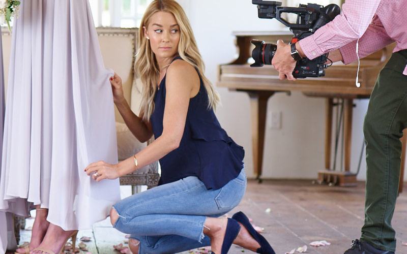 Lauren Conrad, The Hills, 10th anniversary, The Hills: That Was Then This Is Now
