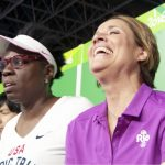 The mystery of Mary Carillo and her wonderful Olympic features