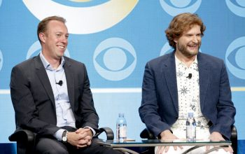 Marc DeBevoise, Bryan Fuller, CBS TCA, CBS All Access Big Brother, Star Trek Discovery